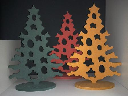 alberi di natale valcromat