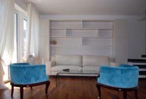 scegliere le tende in soggiorno